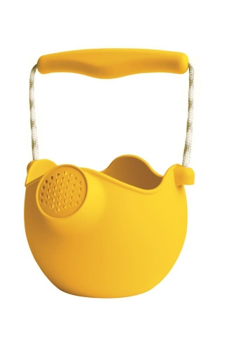 Watering can mustard