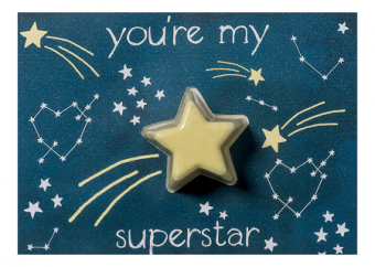 You're My Superstar Blastercard