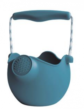 Watering can grey blue